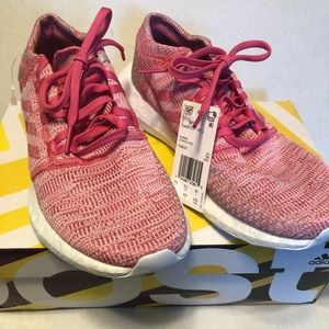 Womans Adidas Pureboost Running Sneakers Size 7